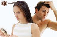 Tóc rụng nhiều – dấu hiệu bệnh lý không nên bỏ qua