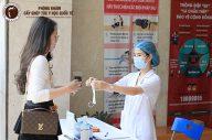Phòng khám Cấy ghép tóc Y học Quốc tế – Chung tay đẩy lùi dịch Covid