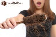 Rụng tóc có nguy hiểm không?