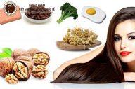 Rụng tóc nhiều cần bổ sung chất gì?